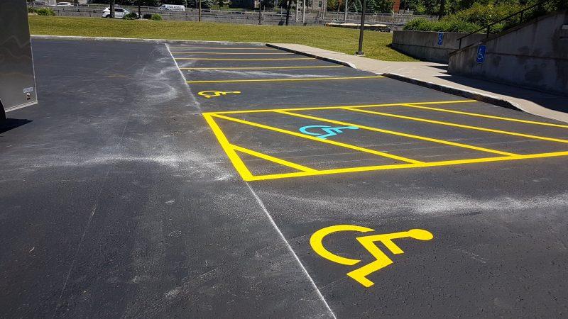 Stationnement pour personnes handicapées (1)