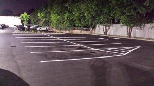 Traçage de lignes de stationnement (6)