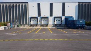 Traçage de lignes de stationnement (7)