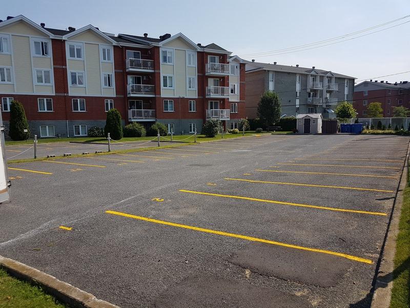 Traçage de lignes de stationnement (9)
