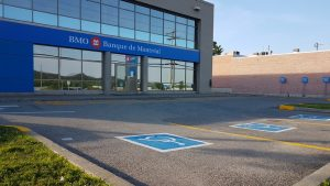 Traçage de ligne de stationnement - Commercial (15)