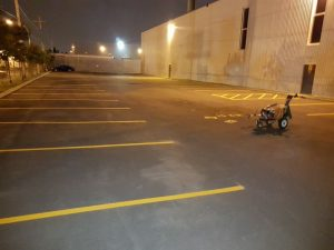 Traçage de ligne de stationnement - Commercial (19)