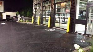 Traçage de ligne de stationnement - Commercial (3)