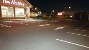 Traçage de ligne de stationnement - Commercial (7)