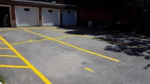Traçage de ligne de stationnement - Commercial (8)