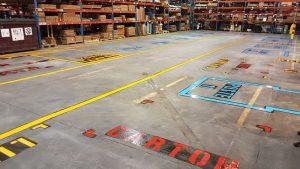 traçage de lignes industriel (1)